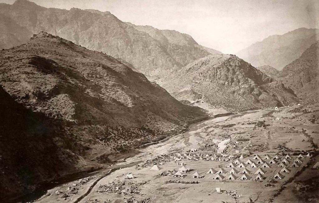 John Burke, Khyber Pass, 1878